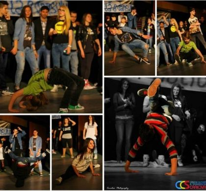 Cercul de dans